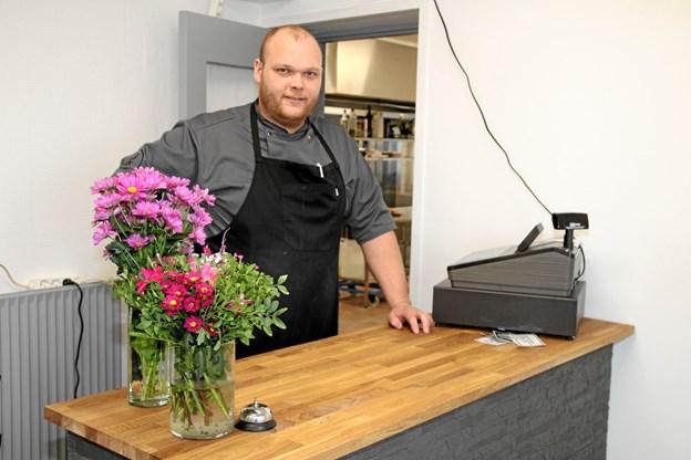 Køkkenet åbnede første dag den 1. marts med stor succes. Foto: Flemming Dahl Jensen