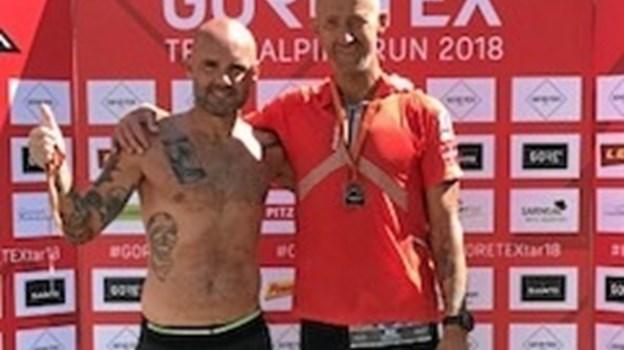 Det har været hele oplevelsen værd for 42-årige Jacob Flensborg og 57-årige Jan Vajhøj