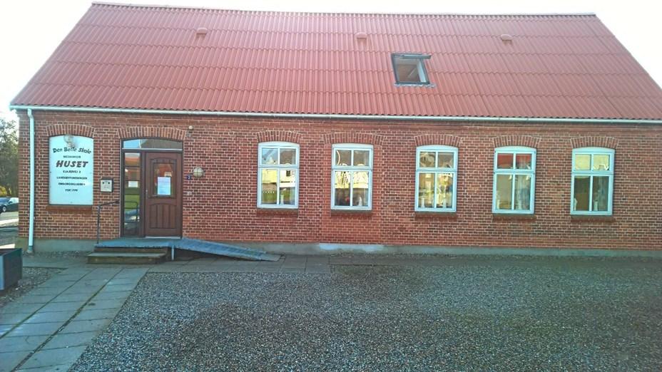 Juleri hos Eftermiddaghøjskolen i Skelund