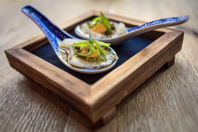 Også Restaurant Nam er at finde i brugernes top 20. Arkivfoto: Martin Damgård