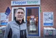 Et farverigt liv: 63-årige Keld er ny førstemand hos Flügger
