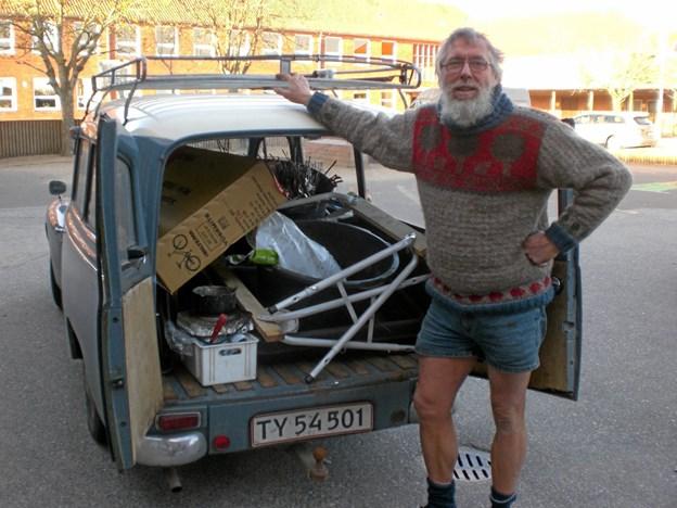 Karsten Kortbuks kommer til Frederikshavn