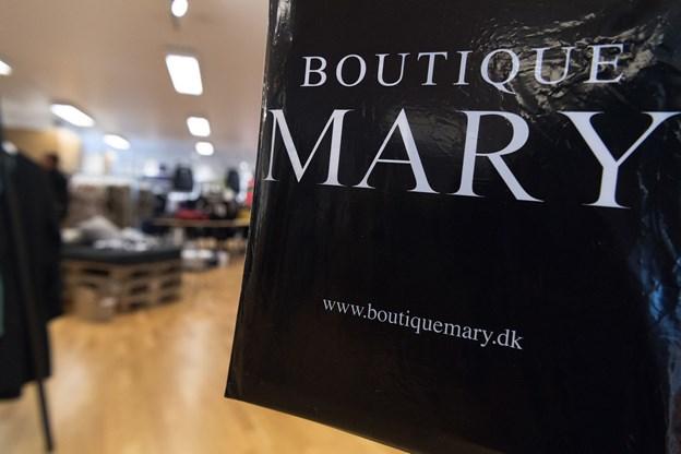 I en tid, hvor onlinehandel vinder mere og mere indpas, åbner Mads Zink i denne uge sin 12. udgave af Boutique Mary i løbet af bare to år.