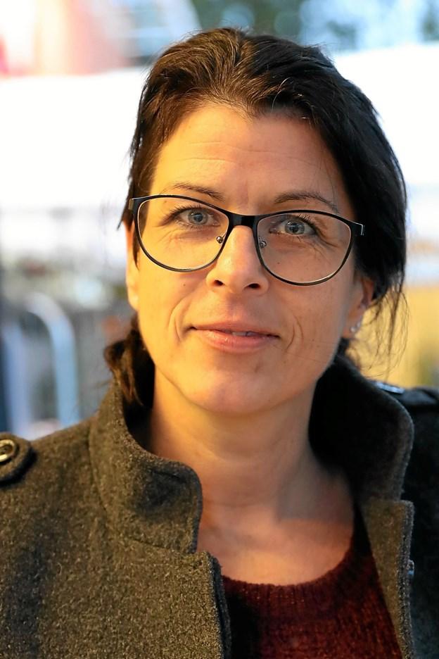 Steffanie Nitschke: Måske. Jeg synes, det er fint, at Black Friday nu også markeres i Danmark. Men det kommer an på, om jeg kan finde det rigtige tilbud. Foto: Allan Mortensen