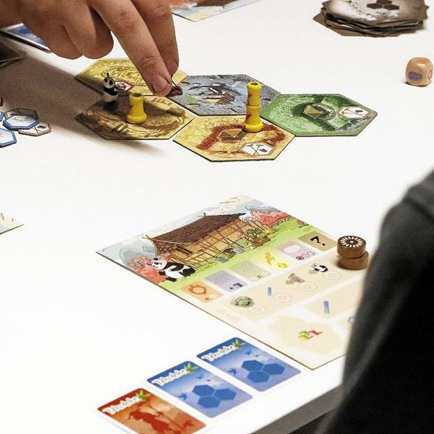 Brætspil. Foto: Foto