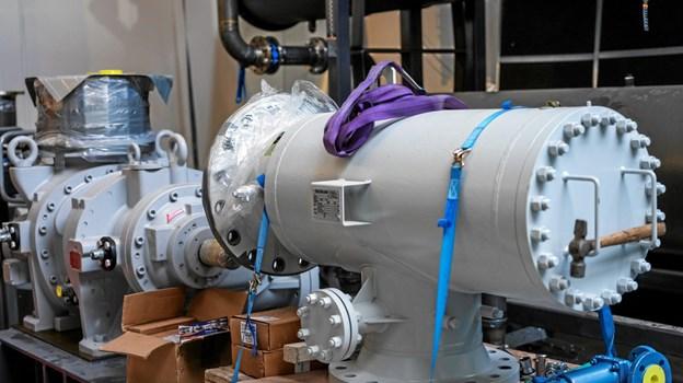 Victor DST producerer i dag blandt andet varmepumper til fjernvarme og arbejder med miljørigtig affaldsforbrænding