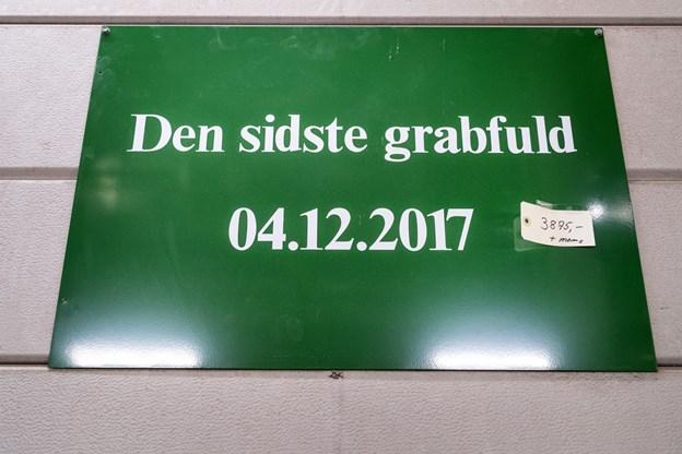 Den flisfyrede fjernvarmekedel på Lupinvej tog over 4. december sidste år. Samme dag blev den sidste grabfuld affald taget af kranen på Hvedemarken. Torben Hansen