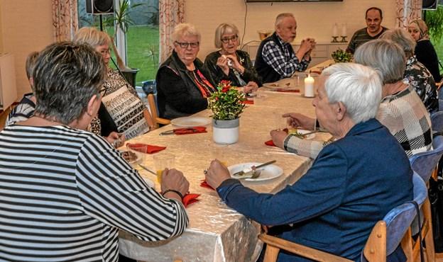 Det er en uundværlig reserve, som Røde Kors Hjemmet i Løgstør kan trække på, hvis der er arrangementer, sagde Annika Viborg Pedersen fra Røde Kors Hjemmet i Løgstør. Foto: Mogens Lynge Mogens Lynge