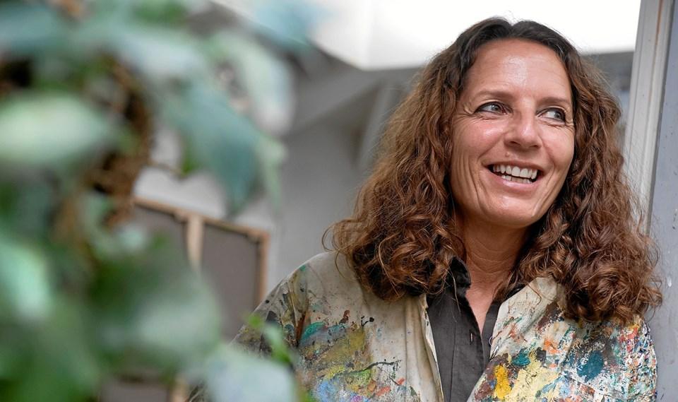 Maja Lisa Engelhardt.  Privatfoto
