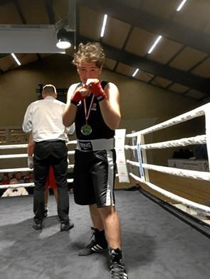 Guld til BK Orion ved Viking Box Cup
