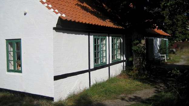Drachmanns Hus har altid været ramme omkring mange af klubbens aktiviteter.
