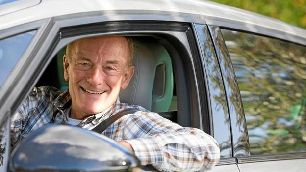 Det er en myte, at ældre bilister er farlige bilister. Det er til gengæld fakta, at det er vigtigt at holde sine kørefærdigheder ved lige. Foto: GF Fonden