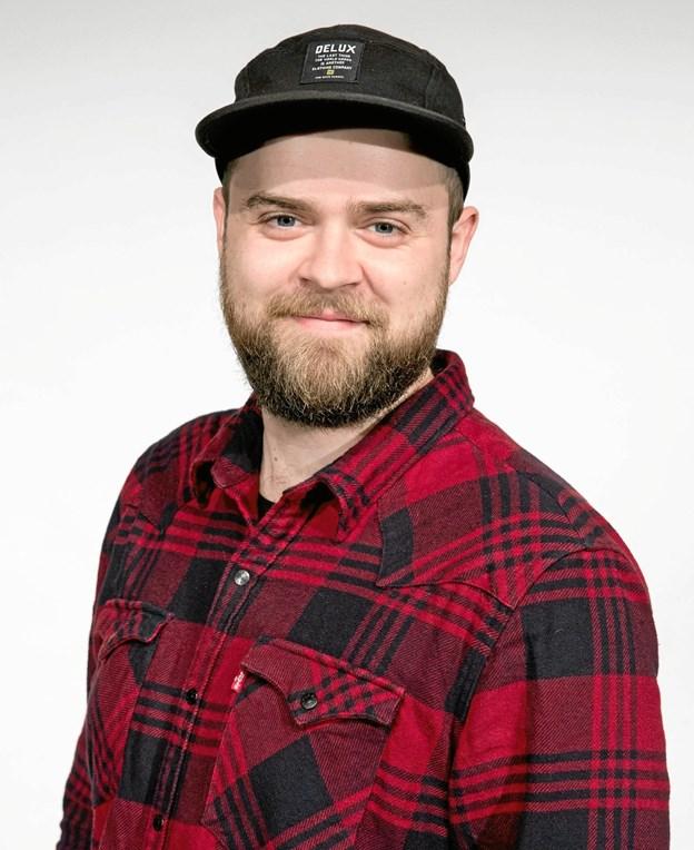 Martin Nørgaard.Privatfoto