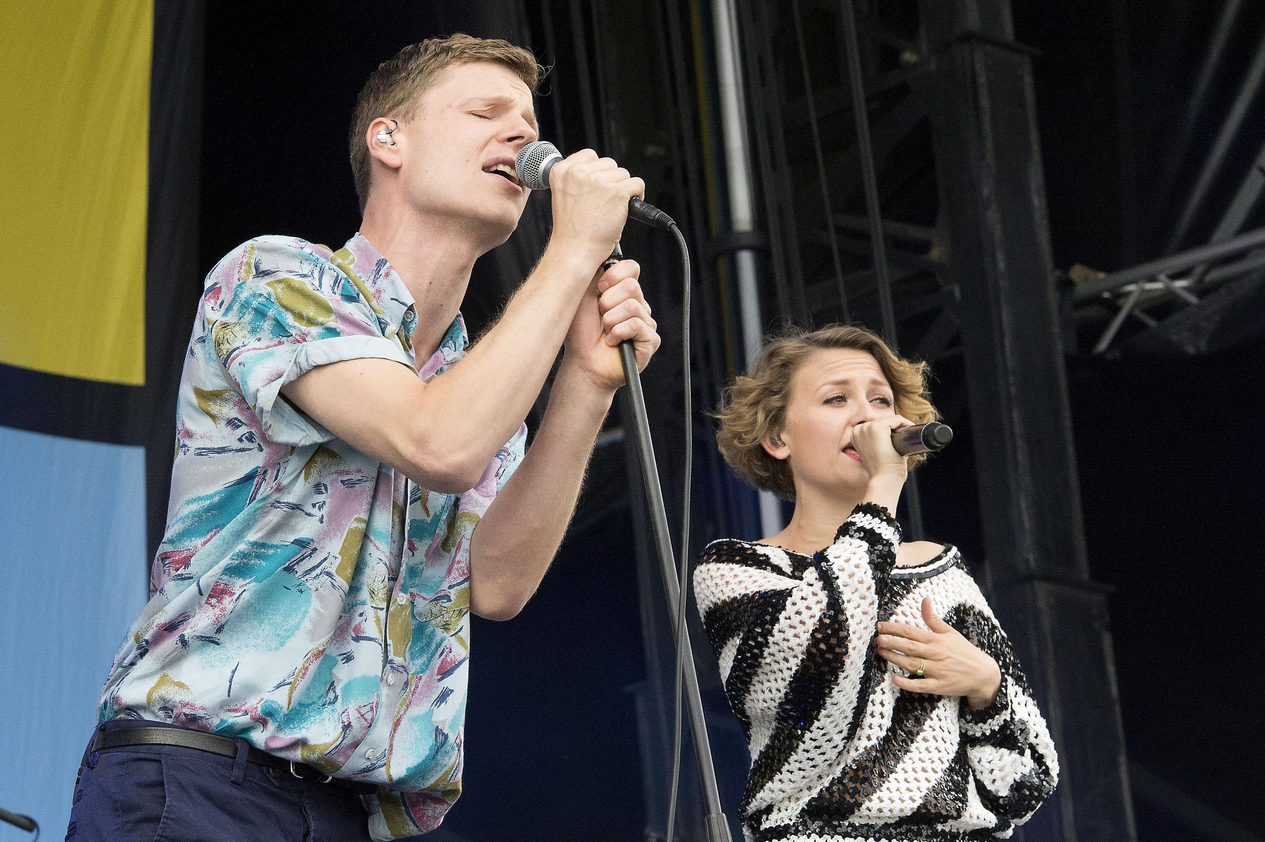 Alphabeat med Stine Bramsen i front gør comeback på Grøn. Arkivfoto: Peter Mørk