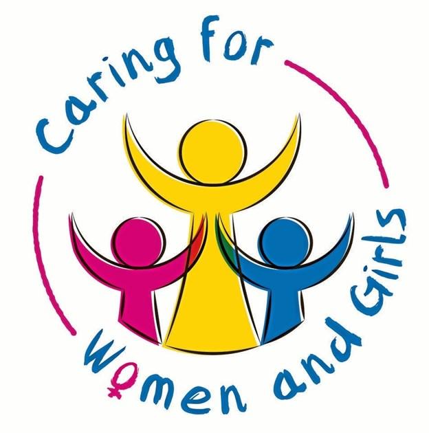 Caring for Women and Girls. Vignet: Inner Wheel.