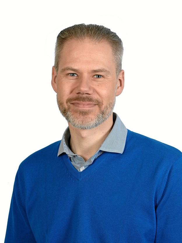 Michael Frøkov skal være salgskonsulent i Outrup. PR-foto.