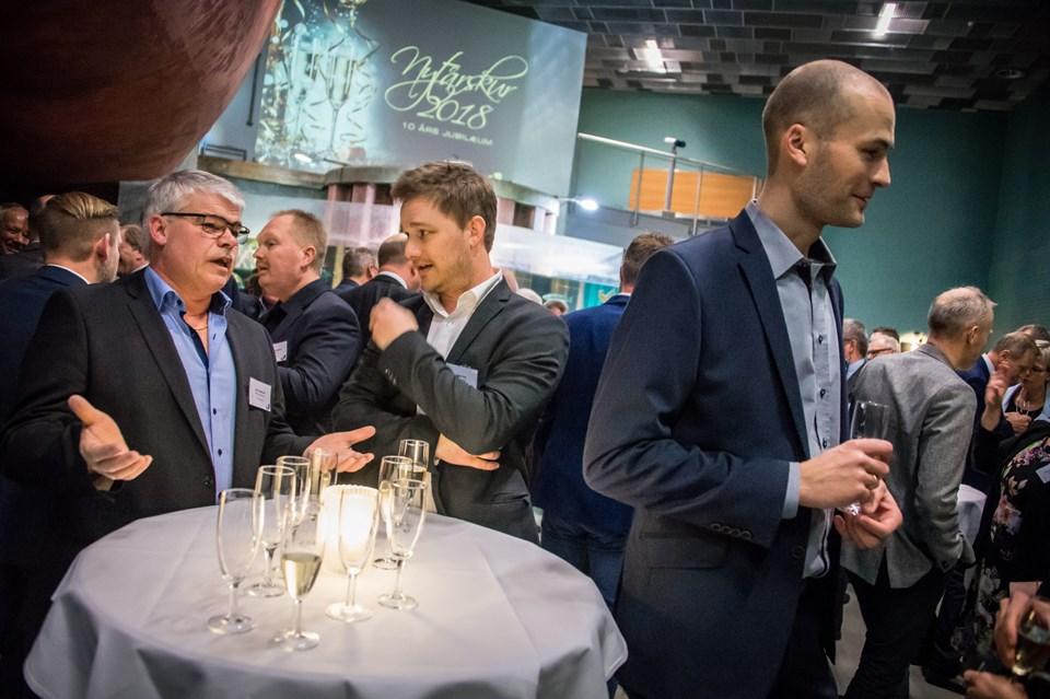 Erhverv Hjørring er igen klar til nytårskur for medlemmerne. ?Arkivfoto: Martin Damgård