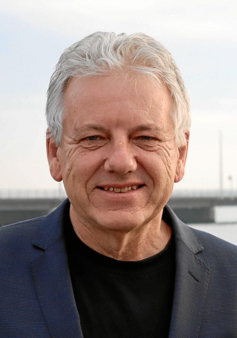Keld Jensen, fylder 65 år tirsdag 4. december. Foto: