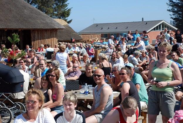 """Hanstholm Camping inviterer alle til """"store campingdag"""" lørdag 16. juni. Arkivfoto"""