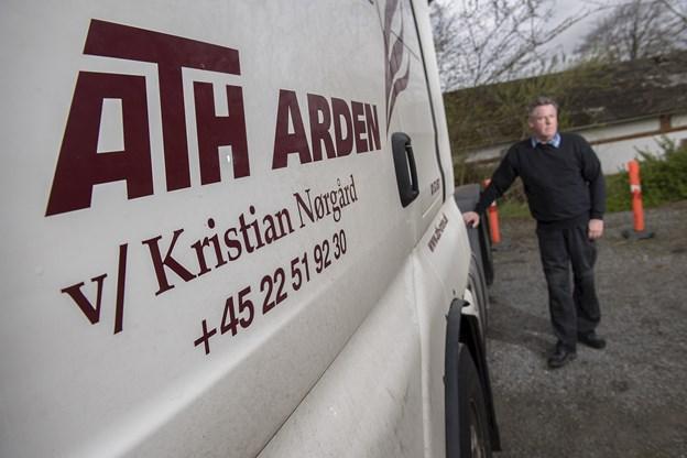 ATH Arden indtager en tredjeplads blandt de 18 gazelle-bidrag fra Mariagerfjord Kommune. Det er sjette gang, ATH havner på Børsens Gazelleliste.         Arkivfoto: Lars Pauli
