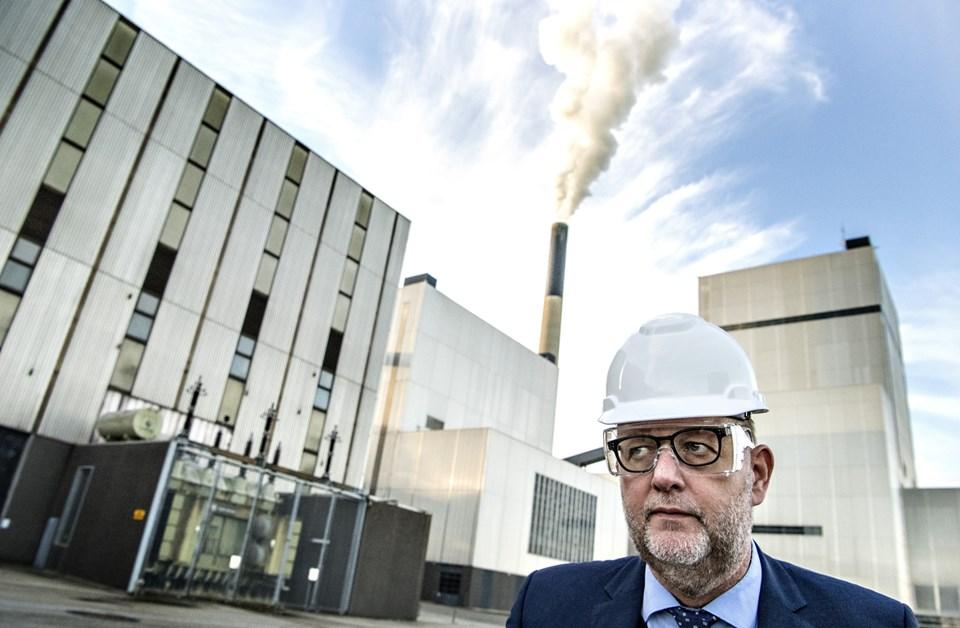 Energi-, forsynings- og klimaminister Lars Chr. Lilleholt - holder oplæg i forbindelse med Forum Væksthimmerlands nytårskur 14. januar. Arkivfoto