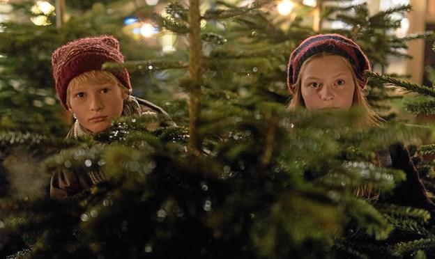 Julestemningen får selvfølgelig lov at brede sig i Julemandens Datter.