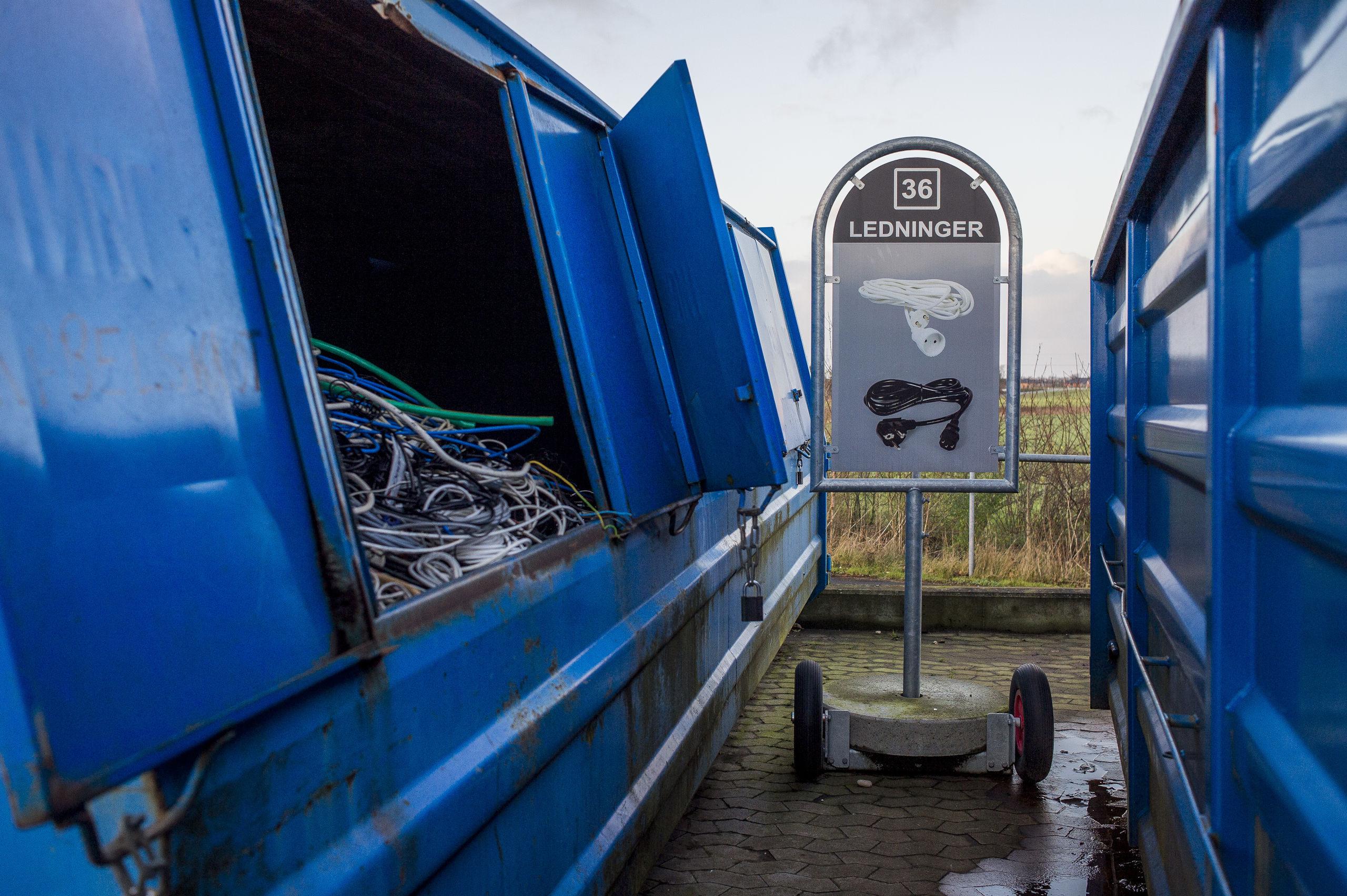 genbrugspladsen morsø