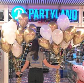 Shoppen får endnu mere fest: Partyland åbner butik