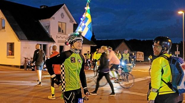 Også i år var der deltagelse fra vores nordiske naboer. Foto: Niels Helver Niels Helver