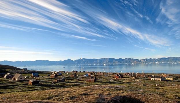 Grønland Arkivfoto:
