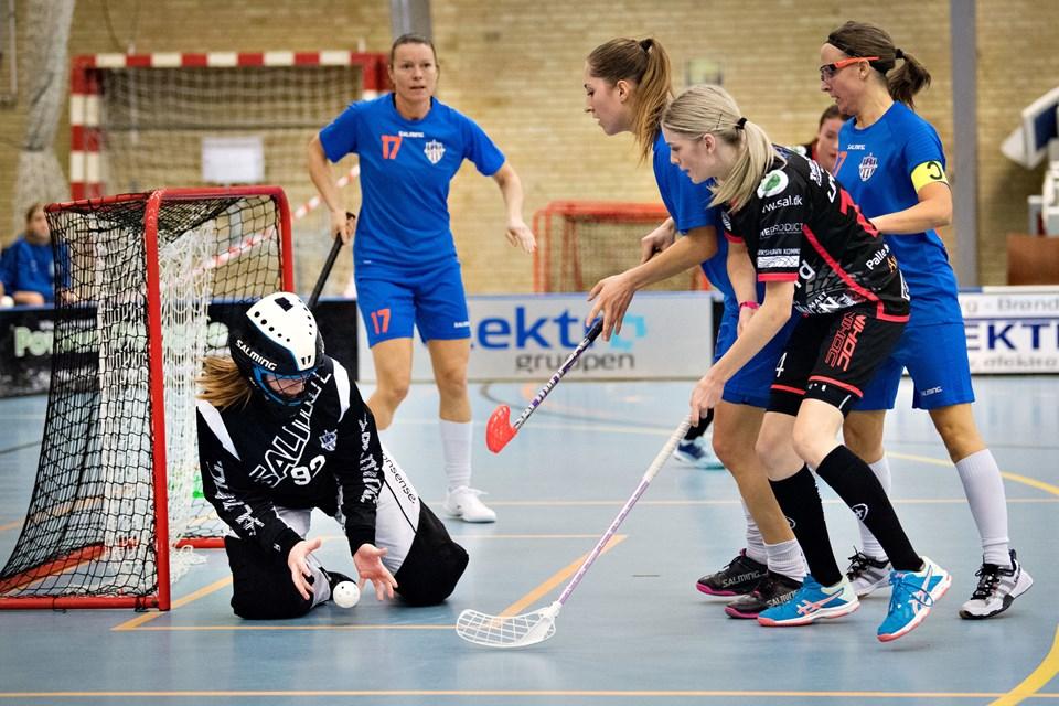 Floorball, final4, Foto: Hans Ravn