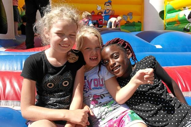 Lejrene giver et tiltrængt pusterum til børn og unge med udfordringer i hverdagen. Foto: Blå Kors Danmark