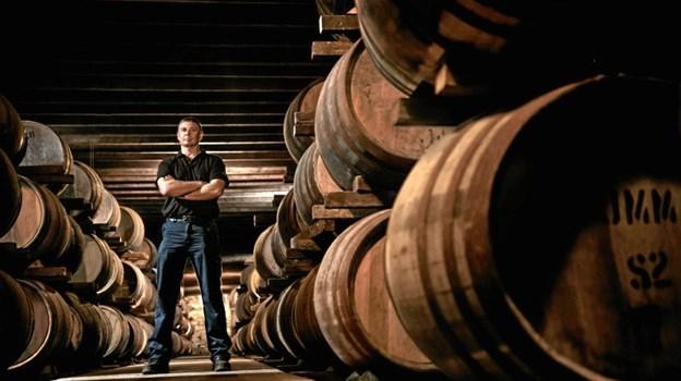 Highland Parks destilleriet ligger på Orkney-øerne. pr-foto