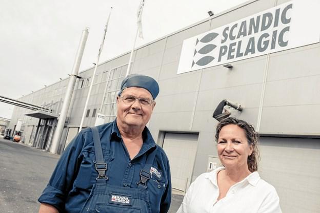 Scandic Pelagics udenlandske ansatte vælger selv, hvor meget gratis danskundervisning, de vil deltage i. Privatfoto.