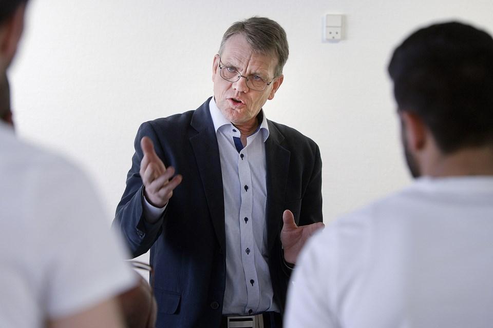 Mikael Klitgaard. Arkivfoto: Torben Hansen