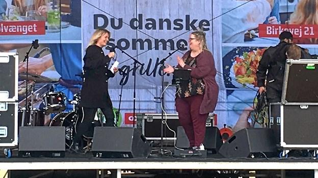Borgmester Birgit Hansen havde sagt ja til at åbne Danmark Dejligst.