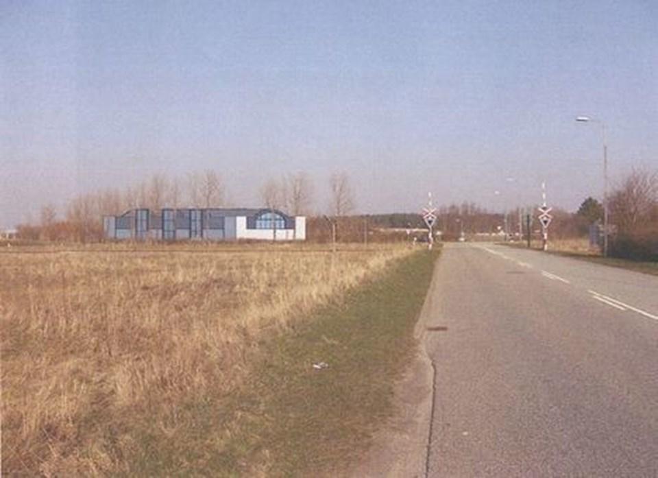 Legelandet som Nordstrand Camping ønsker at bygge det. Visualisering