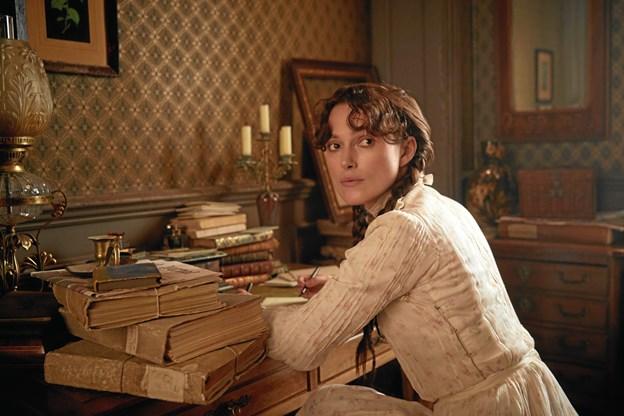 Keira Knightley spiller hovedrollen som forfatteren Colette, der blev et forbillede for mange andre kvinder i begyndelsen af 1900-tallet. Foto: Fjerritslev Kino