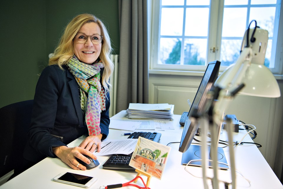 Laila Zeilke   Byrådsmedlem, Hjørring   foto: Hans Ravn
