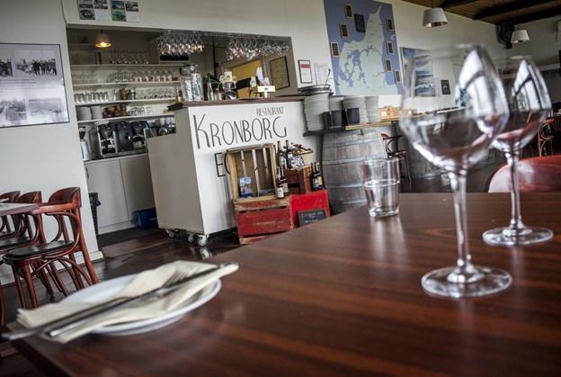 Gå en tur på Egholm og spis en dejlig frokost på Restaurant Kronborg. Foto: Martin Damgård Martin Damgård