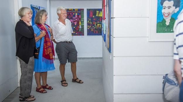 Skagen Odde Naturcenter er ramme for udstillingen. Arkivfoto