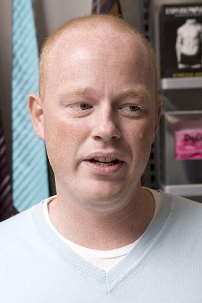 Kim Larsen, bestyrer i Walsted: Lad bare de fliser ligge.foto: Bent Jakobsen
