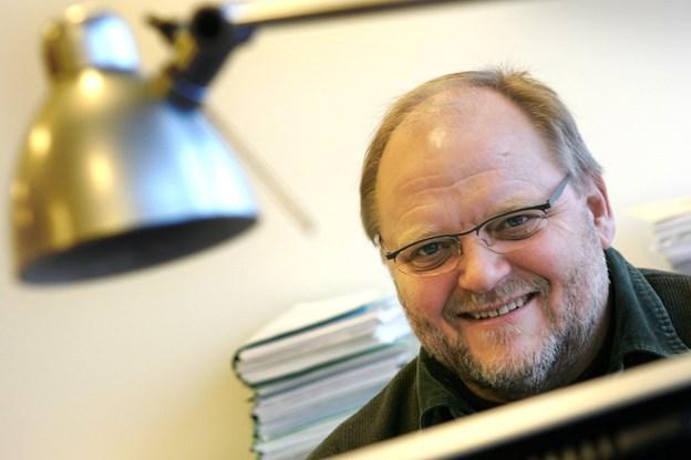 Direktør for Teknik- og Miljøområdet i Hjørring Kommune, Andreas Duus, stopper i slutningen af april.   Foto: Bent Bach $ID/NormalParagraphStyle: