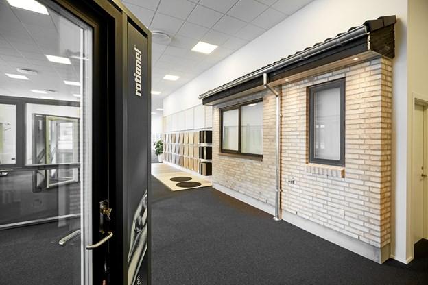 Byggefirmaet, der blev dannet i 2016 har hovedkvarter i Horsens, troen på, at der er et godt marked i Nordjylland, får nu ejerne til at udvide med et kontor og showroom i den sydlige del af Aalborg. Privatfoto