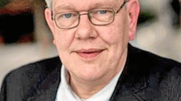 Professor, dr. med. Lars Rejnmark, Århus Universitetshospital, fortæller om den nyeste viden om sygdommen osteoporose -knogleskørhed. Privatfoto