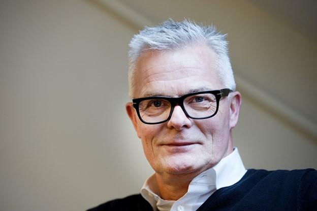 Korshærspræst Morten Aagaard gæster Svenstrup Sognegård 17. januar. Arkivfoto: Peter Mørk