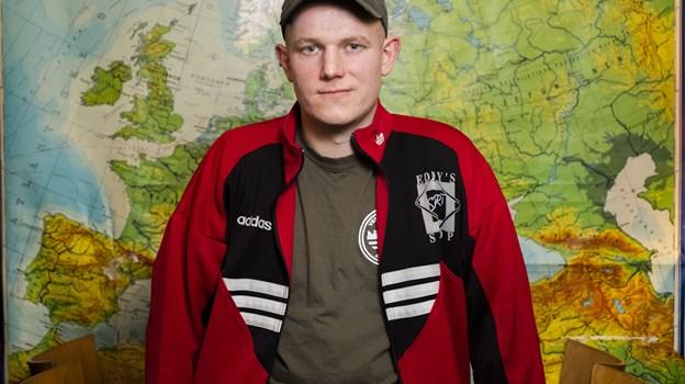 Ildsjælene i Aalborg betyder meget for Michael Meelsen Nielsen, der selv kæmper for at holde subkulturerne i live. Foto: Lasse Sand