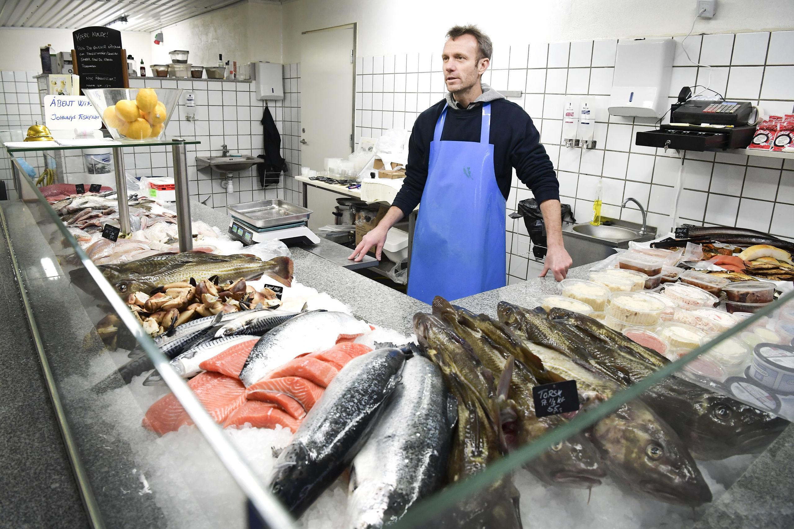 Torsk er for rigtig mange mennesker en traditionsspise, der hører sig til på spisebordet nytårsaften, men man kan selvfølgelig også vælge andet godt blandt det store udvalg fra havets spisekammer. Foto: Michael Koch