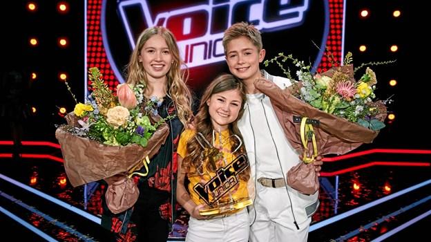 Det var Camille, der vandt foran Katrine på andenpladsen og Nicklas som nr. 3. Foto: Krestine Havemann.