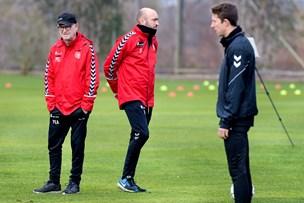 Lucas Andersen måtte stå over AaB-træning - Risgård på vej tilbage